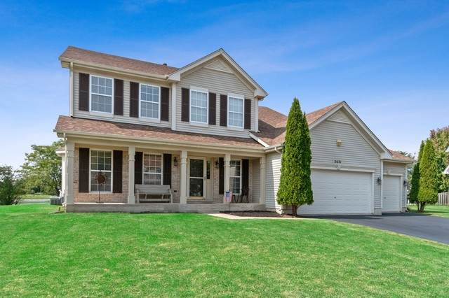 2621 Cody Court, Aurora, IL 60503 (MLS #10878545) :: The Wexler Group at Keller Williams Preferred Realty