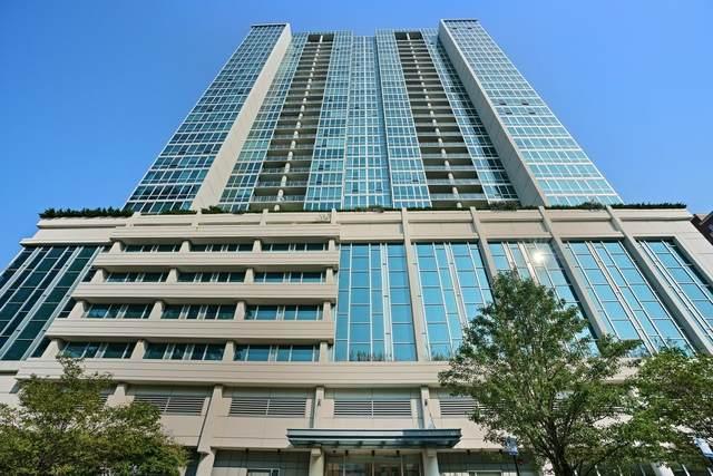 1629 S Prairie Avenue #905, Chicago, IL 60616 (MLS #10878548) :: Touchstone Group