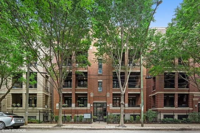 679 N Peoria Street 1S, Chicago, IL 60642 (MLS #10878596) :: Touchstone Group
