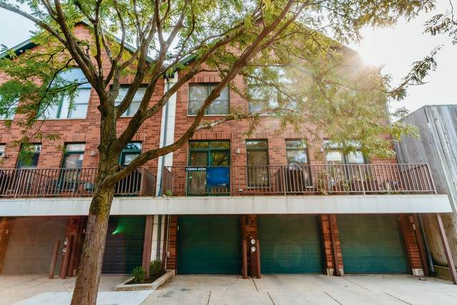 2743 N Wolcott Avenue #55, Chicago, IL 60614 (MLS #10878604) :: Touchstone Group