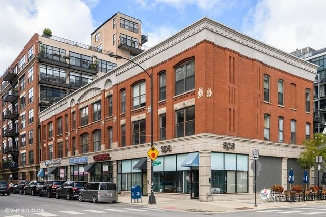 836 W Adams Street #2, Chicago, IL 60607 (MLS #10878612) :: Touchstone Group