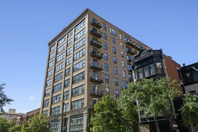1322 S Wabash Avenue #509, Chicago, IL 60605 (MLS #10878618) :: Touchstone Group