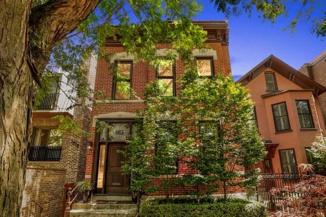 1913 N Cleveland Avenue, Chicago, IL 60614 (MLS #10878652) :: Touchstone Group
