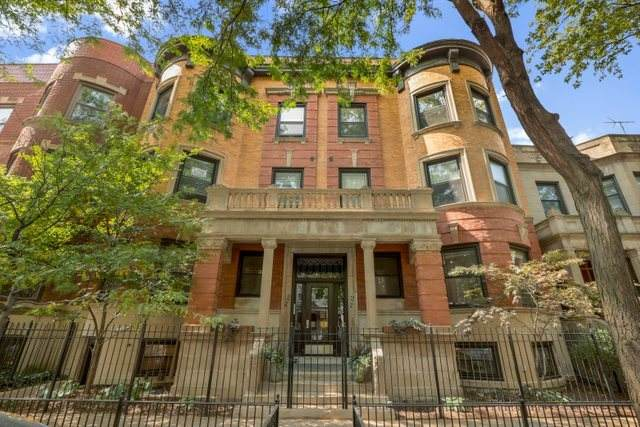 4632 N Kenmore Avenue #1, Chicago, IL 60640 (MLS #10878674) :: Littlefield Group