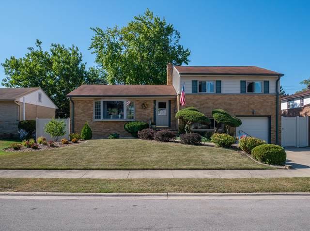 906 Sherman Avenue, Melrose Park, IL 60160 (MLS #10878687) :: Littlefield Group