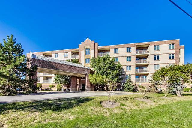 201 W Brush Hill Road #306, Elmhurst, IL 60126 (MLS #10878701) :: The Wexler Group at Keller Williams Preferred Realty