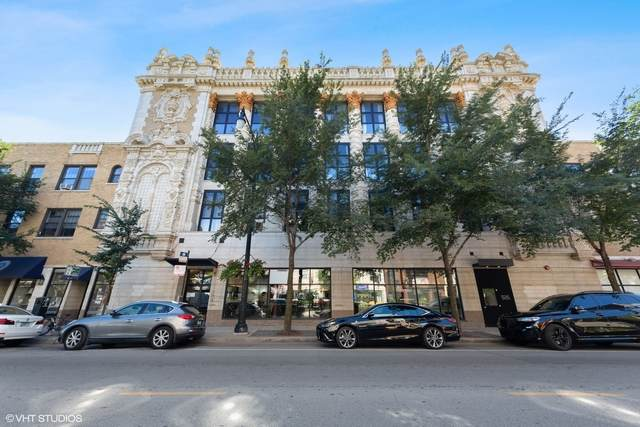 1635 W Belmont Avenue #205, Chicago, IL 60657 (MLS #10878712) :: Touchstone Group