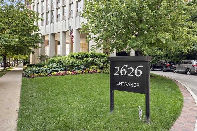 2626 N Lakeview Avenue #2012, Chicago, IL 60614 (MLS #10878730) :: Touchstone Group