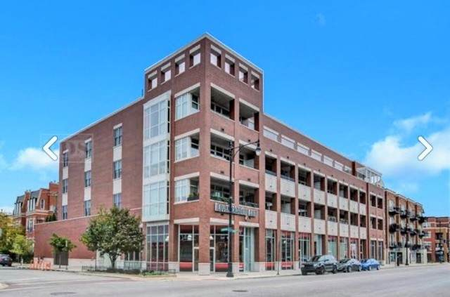 1611 N Hermitage Avenue #404, Chicago, IL 60622 (MLS #10878734) :: Lewke Partners