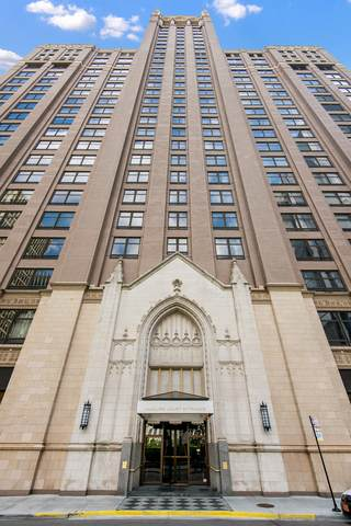680 N Lake Shore Drive #1825, Chicago, IL 60611 (MLS #10878765) :: Touchstone Group