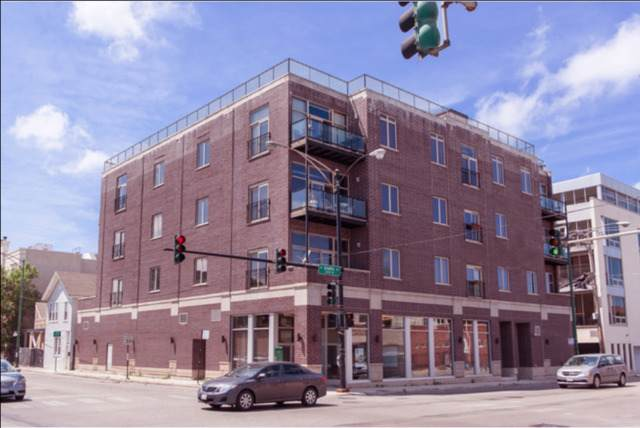 500 N Damen Avenue #307, Chicago, IL 60622 (MLS #10878771) :: Lewke Partners