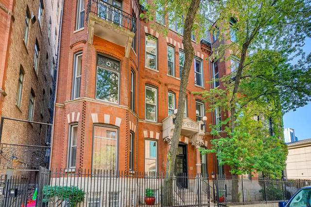 55 W Erie Street 1W, Chicago, IL 60654 (MLS #10878791) :: Property Consultants Realty