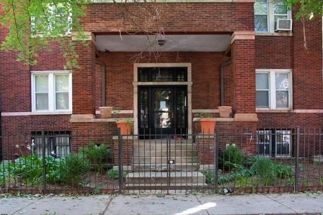 5211 S Ingleside Avenue 1F, Chicago, IL 60615 (MLS #10878803) :: Littlefield Group