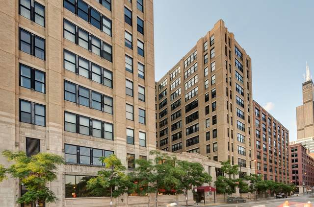 728 W Jackson Boulevard #718, Chicago, IL 60661 (MLS #10878820) :: Touchstone Group