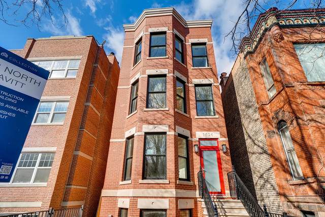 1526 N Leavitt Street #2, Chicago, IL 60622 (MLS #10878821) :: Lewke Partners