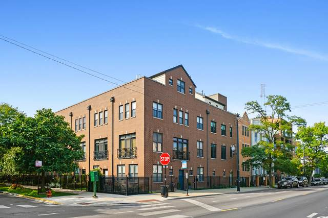 2106 N California Avenue #1, Chicago, IL 60647 (MLS #10878832) :: Touchstone Group