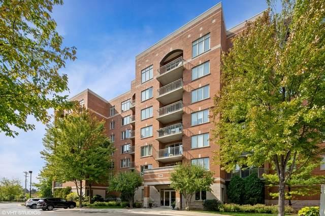 390 S Western Avenue #409, Des Plaines, IL 60016 (MLS #10878851) :: John Lyons Real Estate