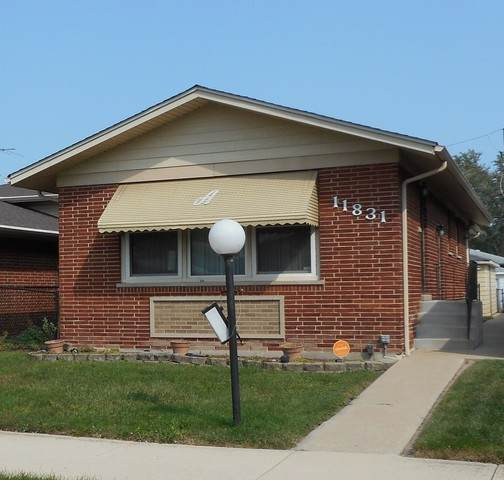 11831 S Laflin Street, Chicago, IL 60643 (MLS #10878862) :: John Lyons Real Estate