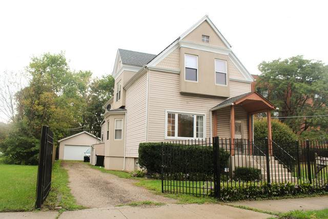 6926 S Yale Avenue, Chicago, IL 60621 (MLS #10878868) :: Property Consultants Realty