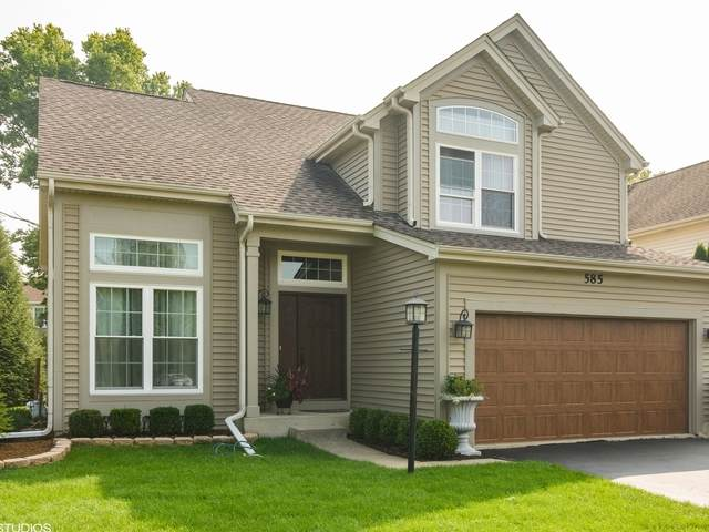 585 Marseilles Circle, Buffalo Grove, IL 60089 (MLS #10878873) :: John Lyons Real Estate