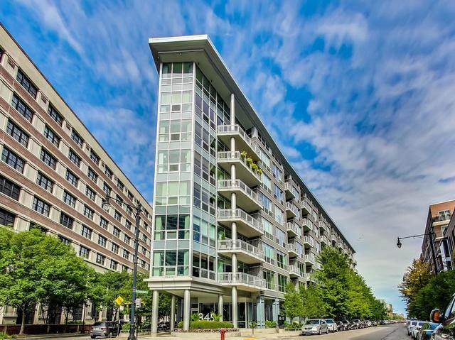845 N Kingsbury Street #705, Chicago, IL 60610 (MLS #10878893) :: Touchstone Group
