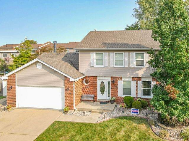 6854 Olde Gatehouse Road, Tinley Park, IL 60477 (MLS #10878987) :: The Wexler Group at Keller Williams Preferred Realty