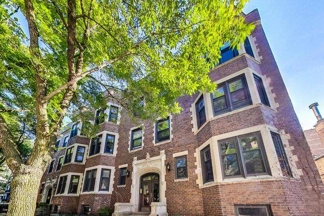 553 W Melrose Street #2, Chicago, IL 60657 (MLS #10879019) :: Touchstone Group