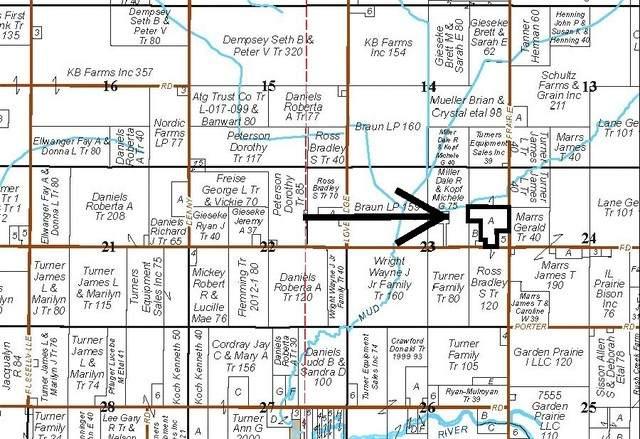 Lot 1 Marengo And Garden Prairie Road, Garden Prairie, IL 61038 (MLS #10879040) :: Janet Jurich