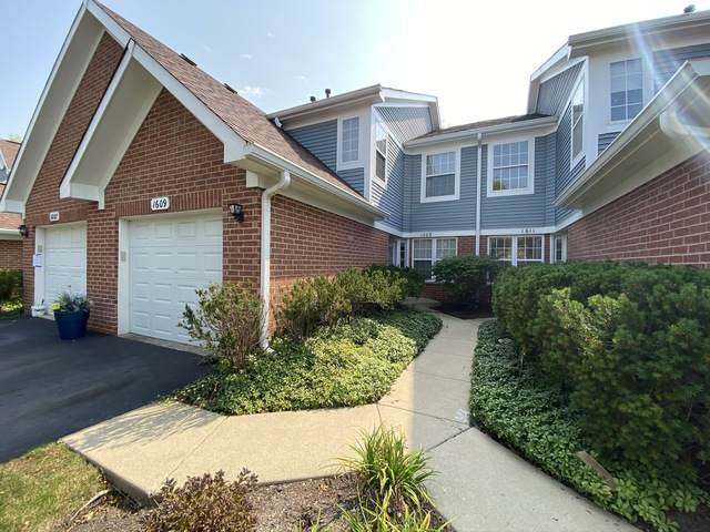 1609 Mansfield Court, Roselle, IL 60172 (MLS #10879062) :: Angela Walker Homes Real Estate Group