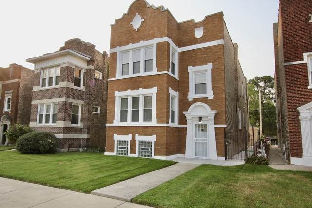 149 W 74th Street, Chicago, IL 60621 (MLS #10879085) :: Property Consultants Realty