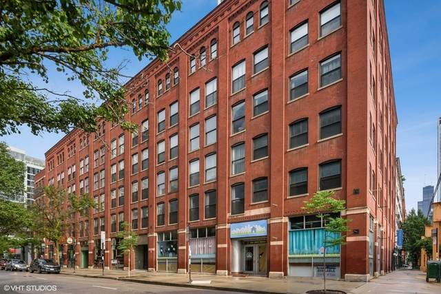 225 W Huron Street #211, Chicago, IL 60610 (MLS #10879106) :: Property Consultants Realty