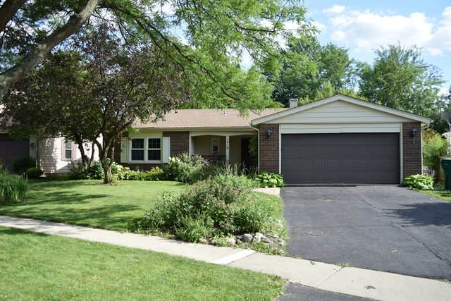 1419 Mill Creek Drive, Buffalo Grove, IL 60089 (MLS #10879122) :: Property Consultants Realty