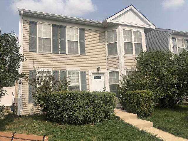 12 Harmony Lane, Romeoville, IL 60446 (MLS #10879156) :: Littlefield Group