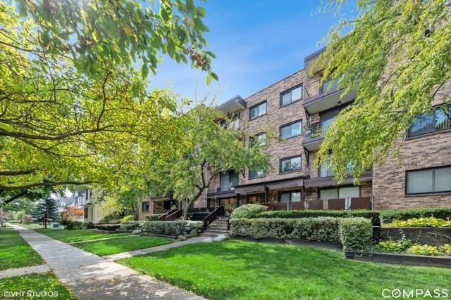 100 S Vail Avenue #402, Arlington Heights, IL 60005 (MLS #10879184) :: Helen Oliveri Real Estate
