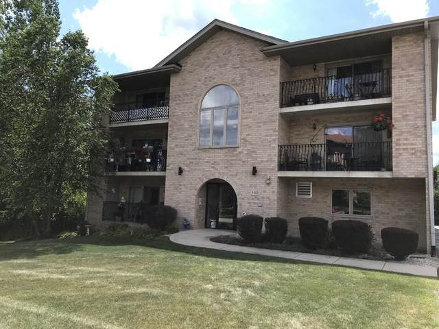 4400 Pershing Avenue 3S, Downers Grove, IL 60515 (MLS #10879203) :: Century 21 Affiliated