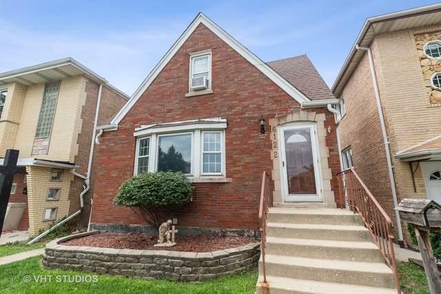 6122 S Major Avenue, Chicago, IL 60638 (MLS #10879208) :: John Lyons Real Estate