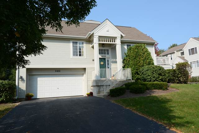1432 New Haven Drive, Cary, IL 60013 (MLS #10879215) :: John Lyons Real Estate