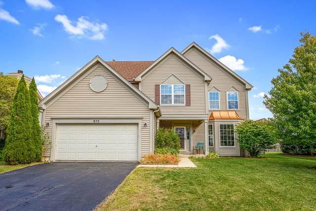 970 Amaranth Drive, Aurora, IL 60504 (MLS #10879261) :: John Lyons Real Estate