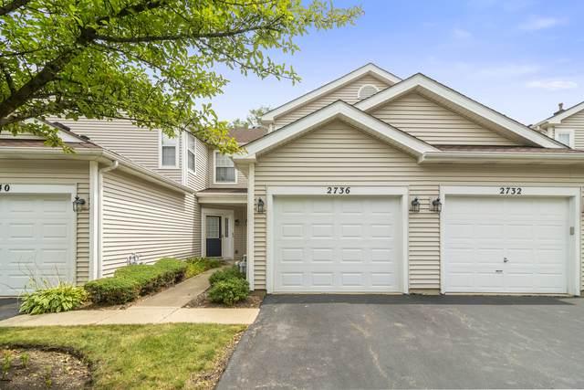 2736 Odlum Drive, Schaumburg, IL 60194 (MLS #10879273) :: BN Homes Group