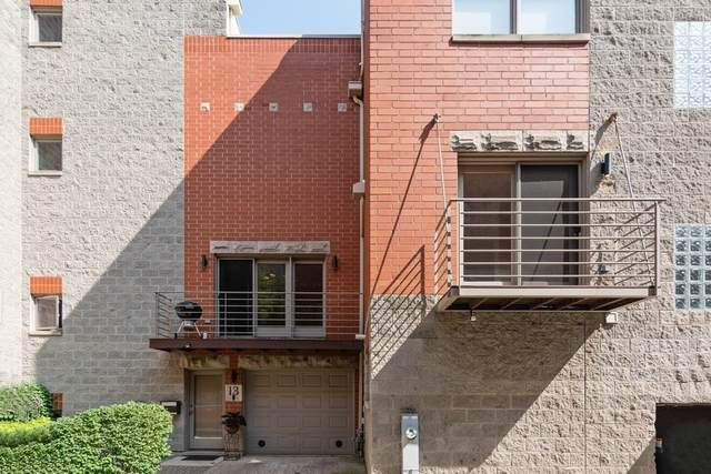 860 N Elston Avenue #13, Chicago, IL 60642 (MLS #10879303) :: BN Homes Group