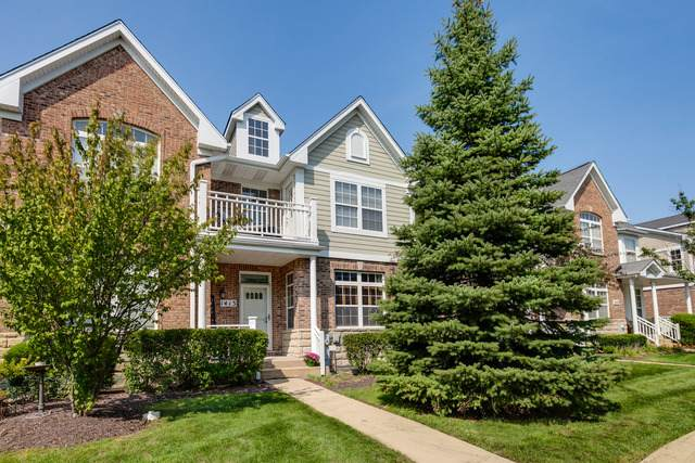 1413 Brownstone Place, Schaumburg, IL 60193 (MLS #10879320) :: BN Homes Group