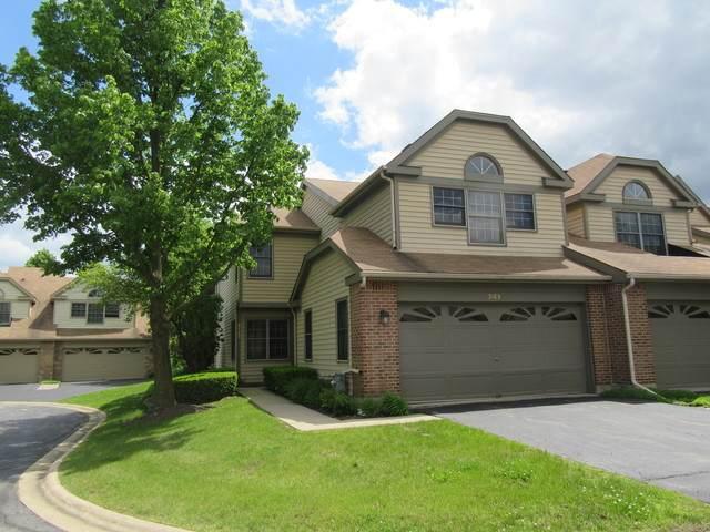 3169 N Daniels Court, Arlington Heights, IL 60004 (MLS #10879355) :: John Lyons Real Estate