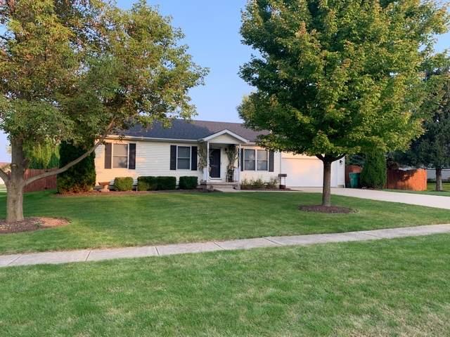 708 Sandra Street, Kingston, IL 60145 (MLS #10879357) :: Jacqui Miller Homes