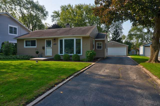 2511 George Street, Rolling Meadows, IL 60008 (MLS #10879373) :: John Lyons Real Estate