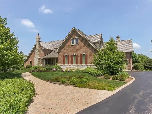 1400 W Longwood Drive, Bull Valley, IL 60098 (MLS #10879392) :: John Lyons Real Estate