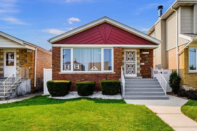 6104 S Austin Avenue, Chicago, IL 60638 (MLS #10879396) :: John Lyons Real Estate