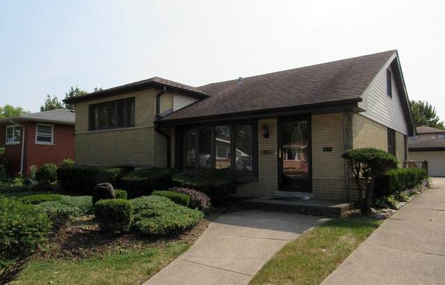 4605 W 99th Place, Oak Lawn, IL 60453 (MLS #10879474) :: John Lyons Real Estate