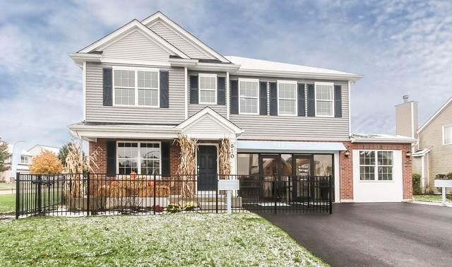 412 Silver Falls Street, Joliet, IL 60431 (MLS #10879495) :: John Lyons Real Estate
