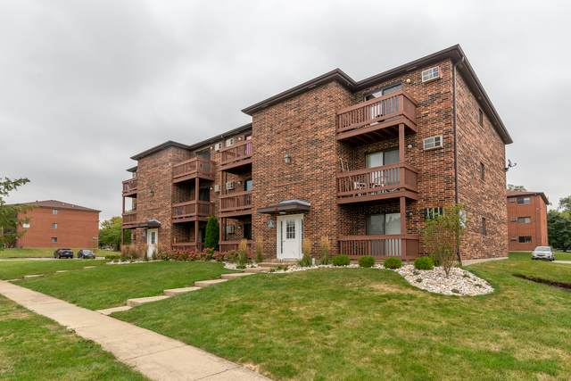 1101 Cedar Street 1A, Glendale Heights, IL 60139 (MLS #10879517) :: Helen Oliveri Real Estate