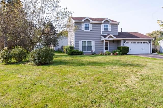 923 Concord Drive, Island Lake, IL 60042 (MLS #10879596) :: Littlefield Group